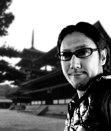 Organizatorių nuotr./Garsusis visiems žinomo Hellsing anime garso takelio autorius Yasushi Ishii