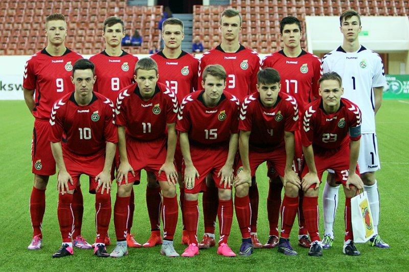 Lietuvos jaunių (iki 18 metų) futbolo rinktinė