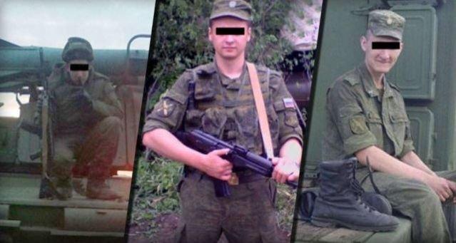 Rusijos kariai, prisidėję prie keleivinio lėktuvo MH17 numušimo
