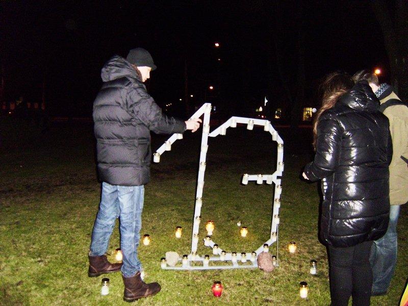 Palanga sausio 13-ąją kviečia kartu prisiminti kruvinuosius įvykius.