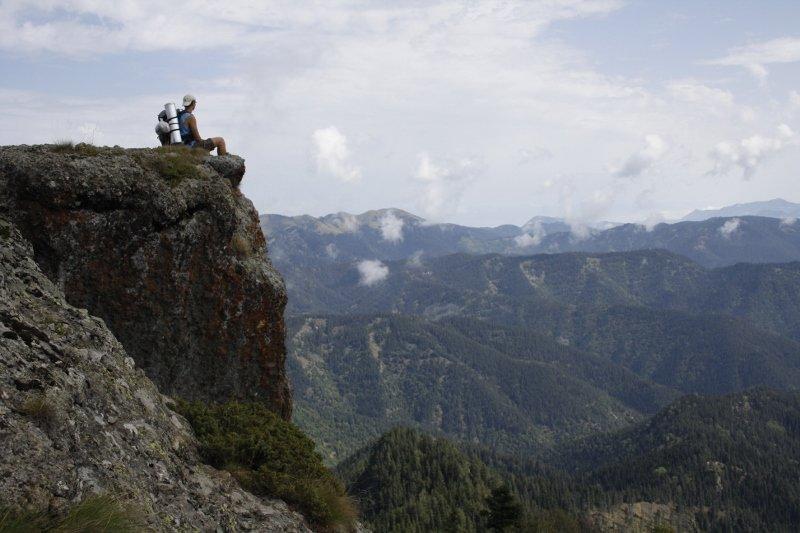 Živilės Necejauskaitės nuotr./Nepakartojama Gruzijos gamta – viena iš priežasčių, kodėl šią šalį kelionėms pasirenka tiek daug lietuvių