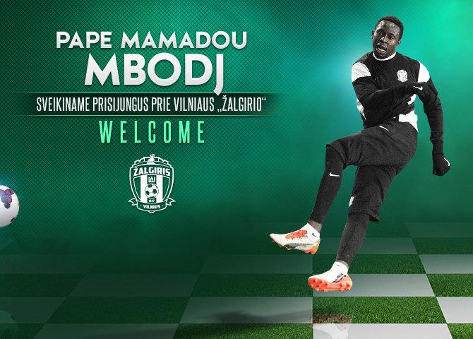 Mamadou Mbodj