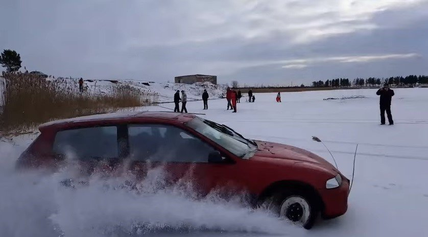 Gargžduose bus surengtos pirmos žiemos žaidynės ant ledo ir sniego.