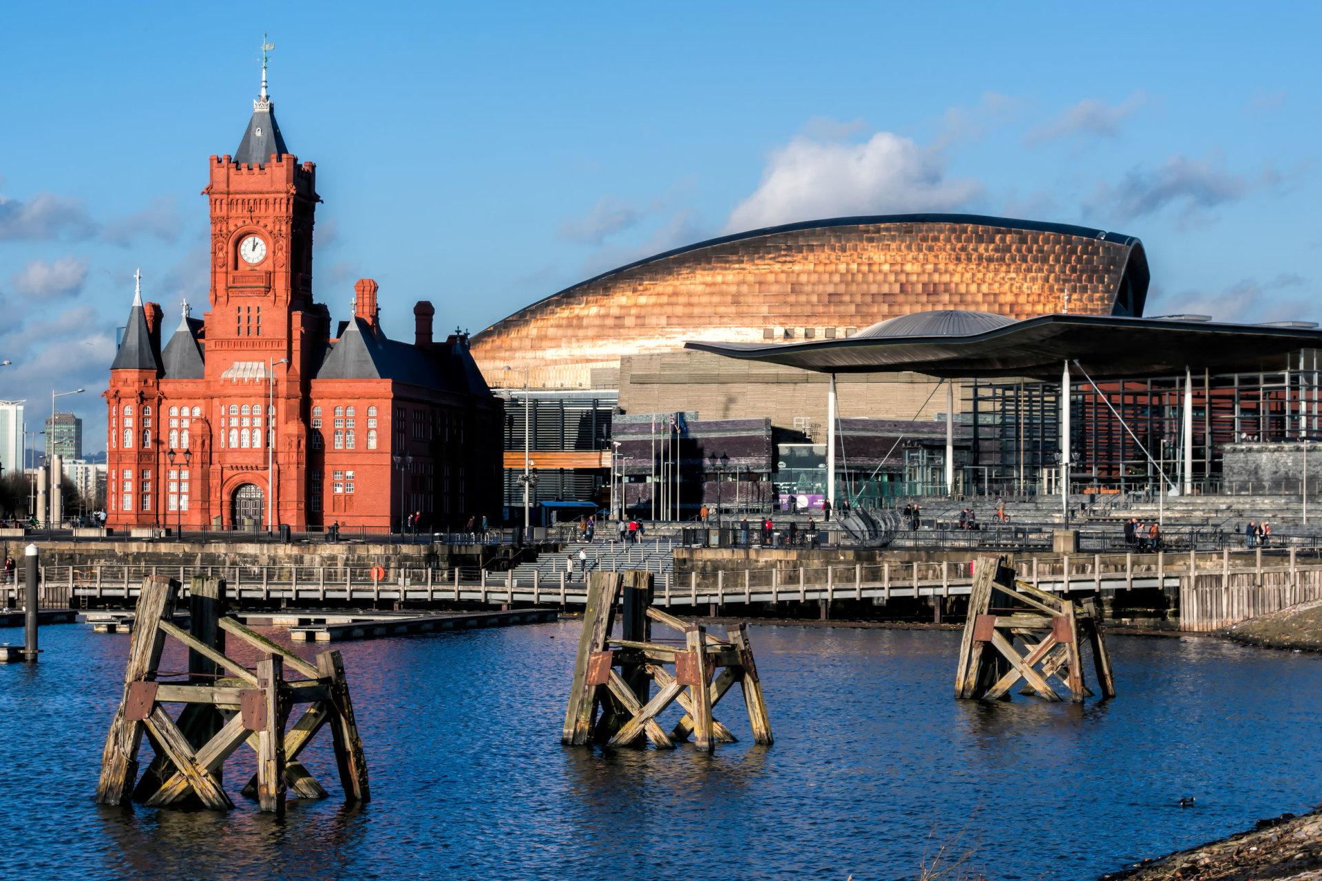 nacionalinis lieknėjimo centras, Cardiff