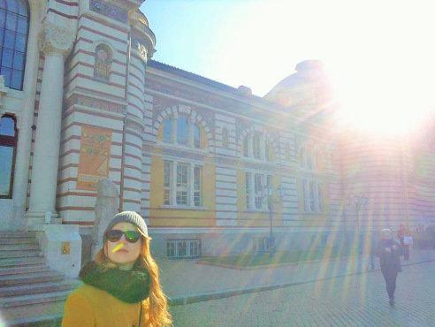 Asm.archyvo nuotr./Šalia Sofijos istorijos muziejaus, įsikūrusio buvusiame viešosios pirties pastate