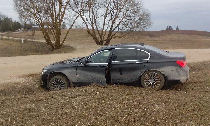 Vogtas BMW limuzinas