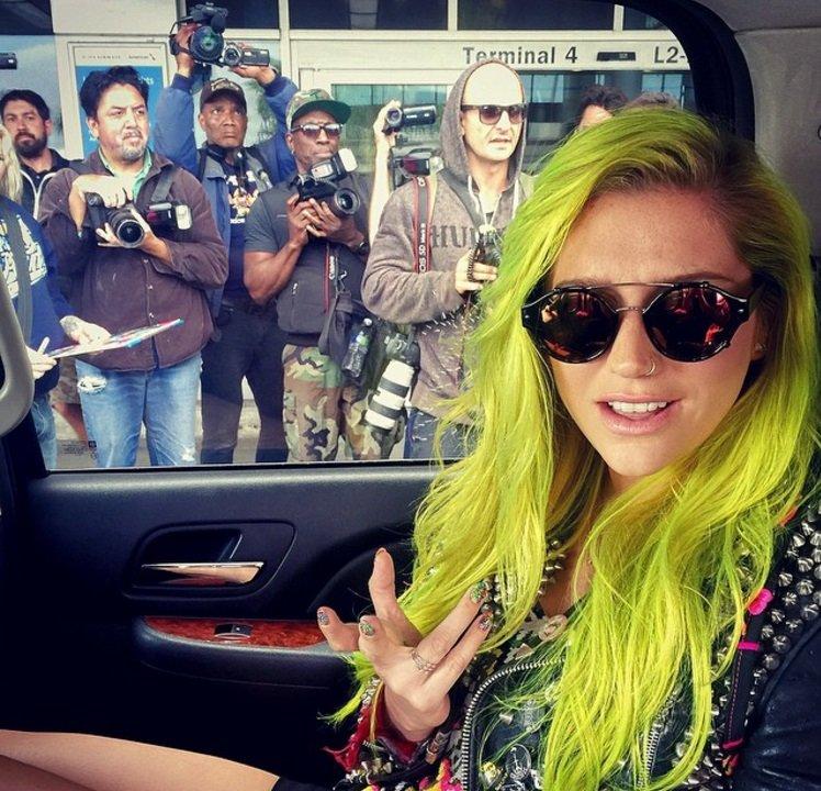 """Instagram"" nuotr./Kesha"
