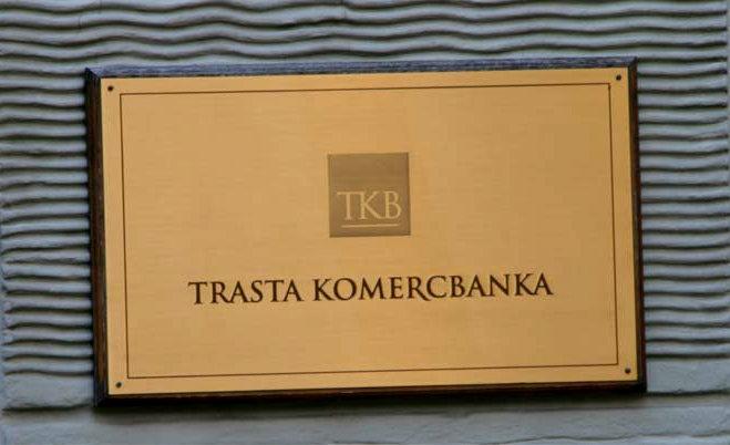 """Trasta Komercbanka"""