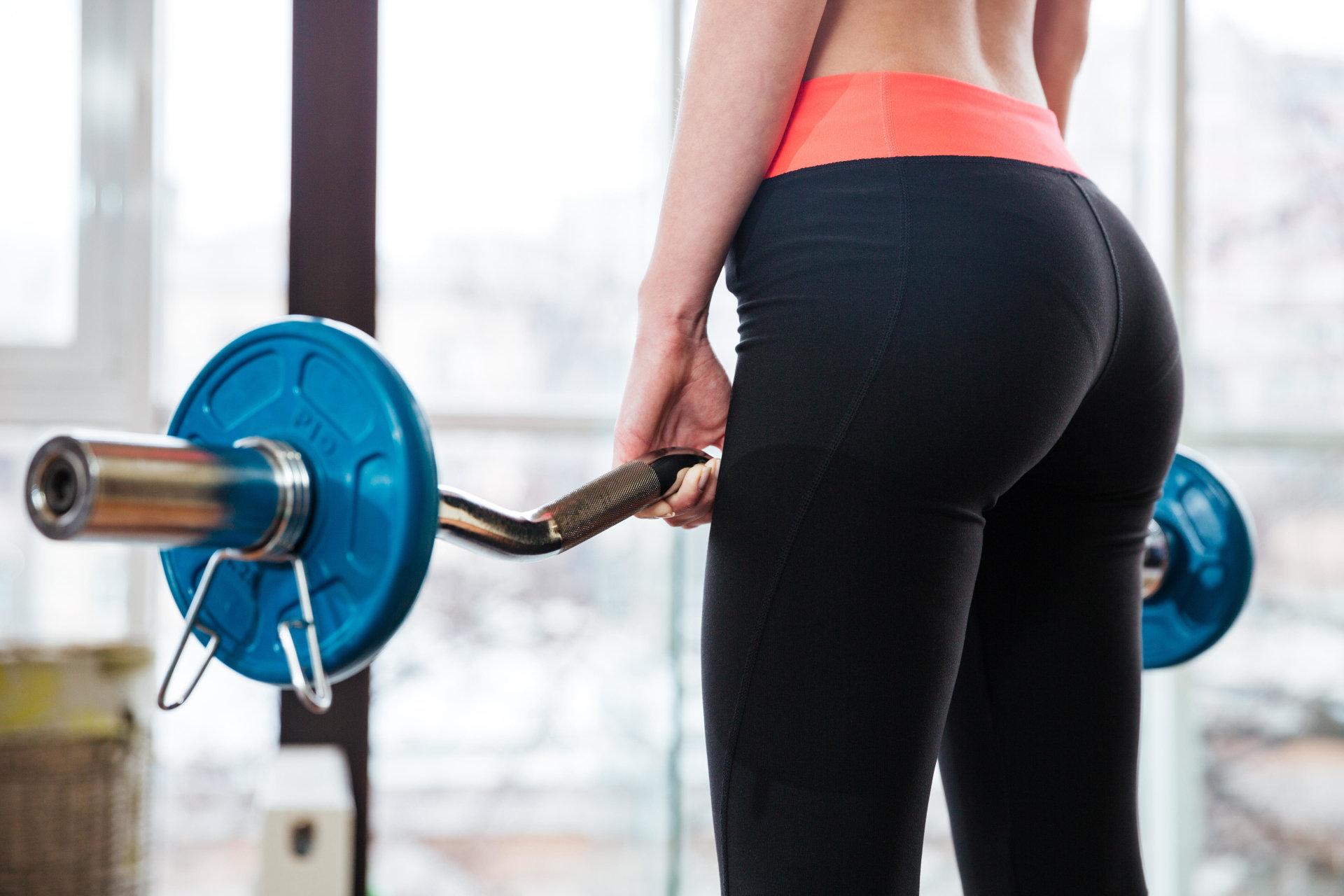 kaip numesti svorio su svoriais moteris