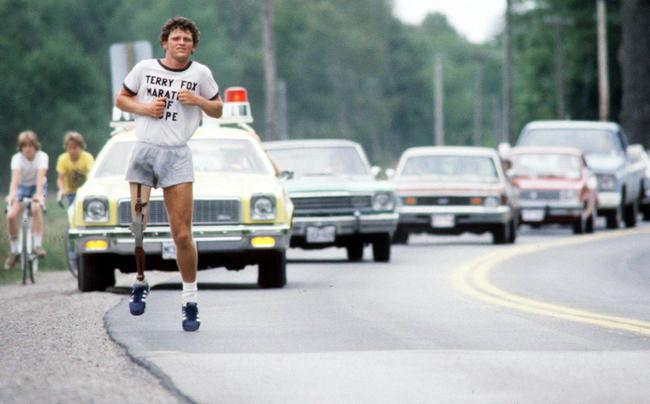 Bėgimas per Kanadą