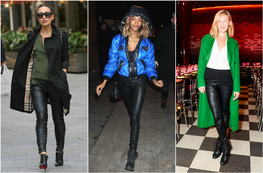 Scanpix, Vida Press nuotr./Myleene Klass, Jourdan Dunn, Elizabeth von Guttman