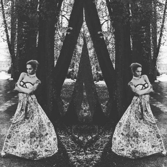 Asmeninio albumo nuotr./Agness Landau