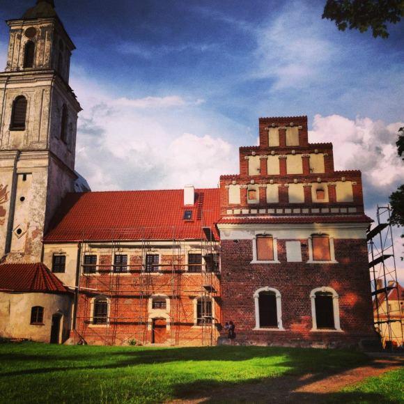 Karolio Žukausko nuotr./Daug Lietuvoje esančių objektų patiems lietuviams nežinomi