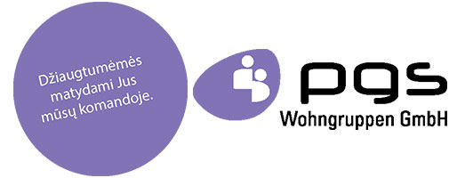 """Intensyvios slaugos įmonė """"PGS Baden-Württemberg GmbH"""" plečia savo veiklą ir ieško naujų darbuotojų darbui pietvakarių Vokietijoje"""