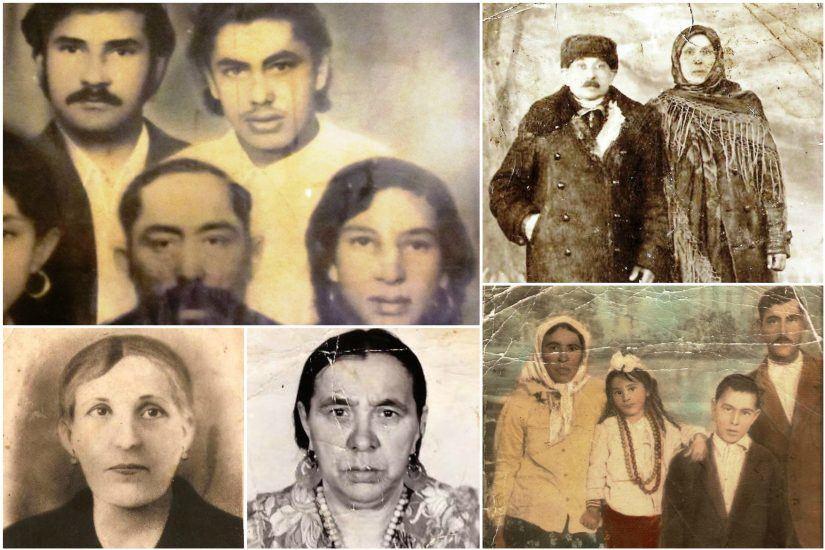 Lietuvos romai, nukentėję nuo holokausto.