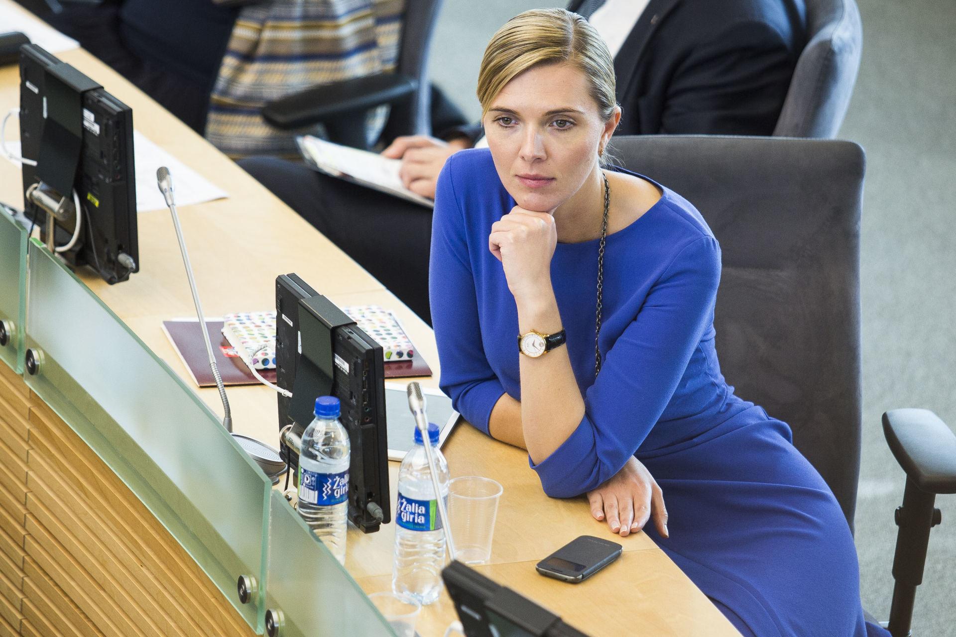 Seimo narė Agnė Bilotaitė laukiasi pirmagimio | Vardai | 15min.lt