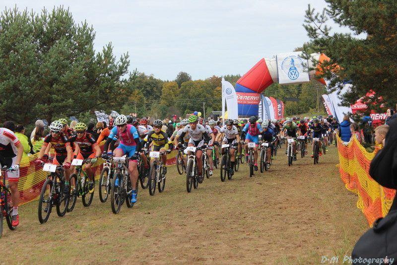 MTB dviračių maratonas