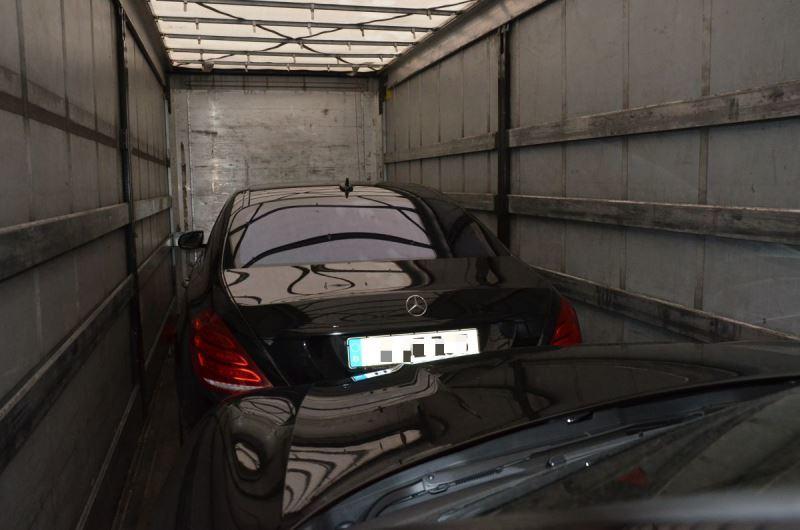 "strazgraniczna.pl nuotr./Vogtas ""Mercedes S500"""