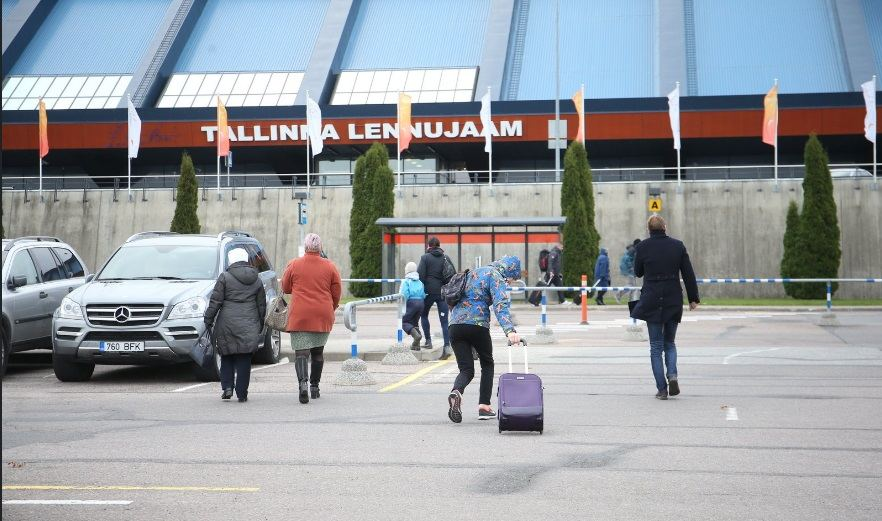 Talino oro uostas