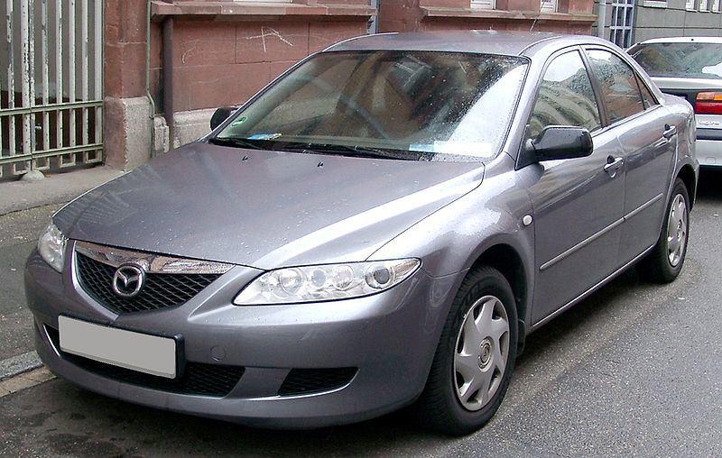 """""""Mazda 6"""" (2007 m.)"""