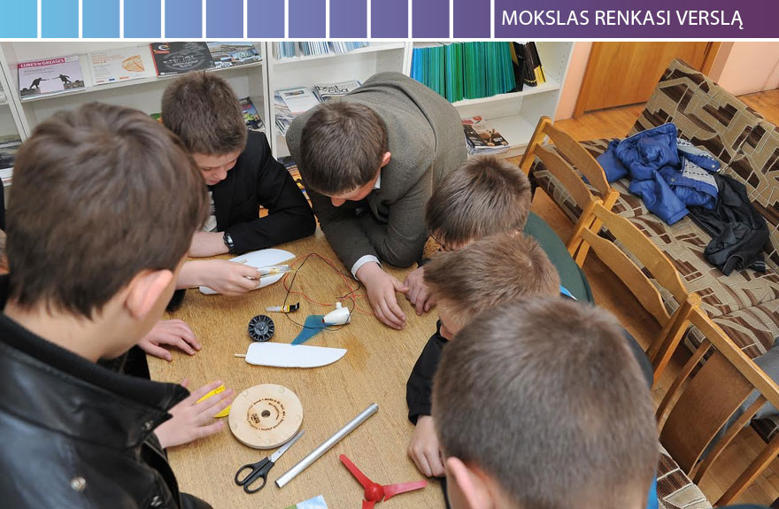 Lietuvos energetikos ateitis – jaunosios kartos rankose
