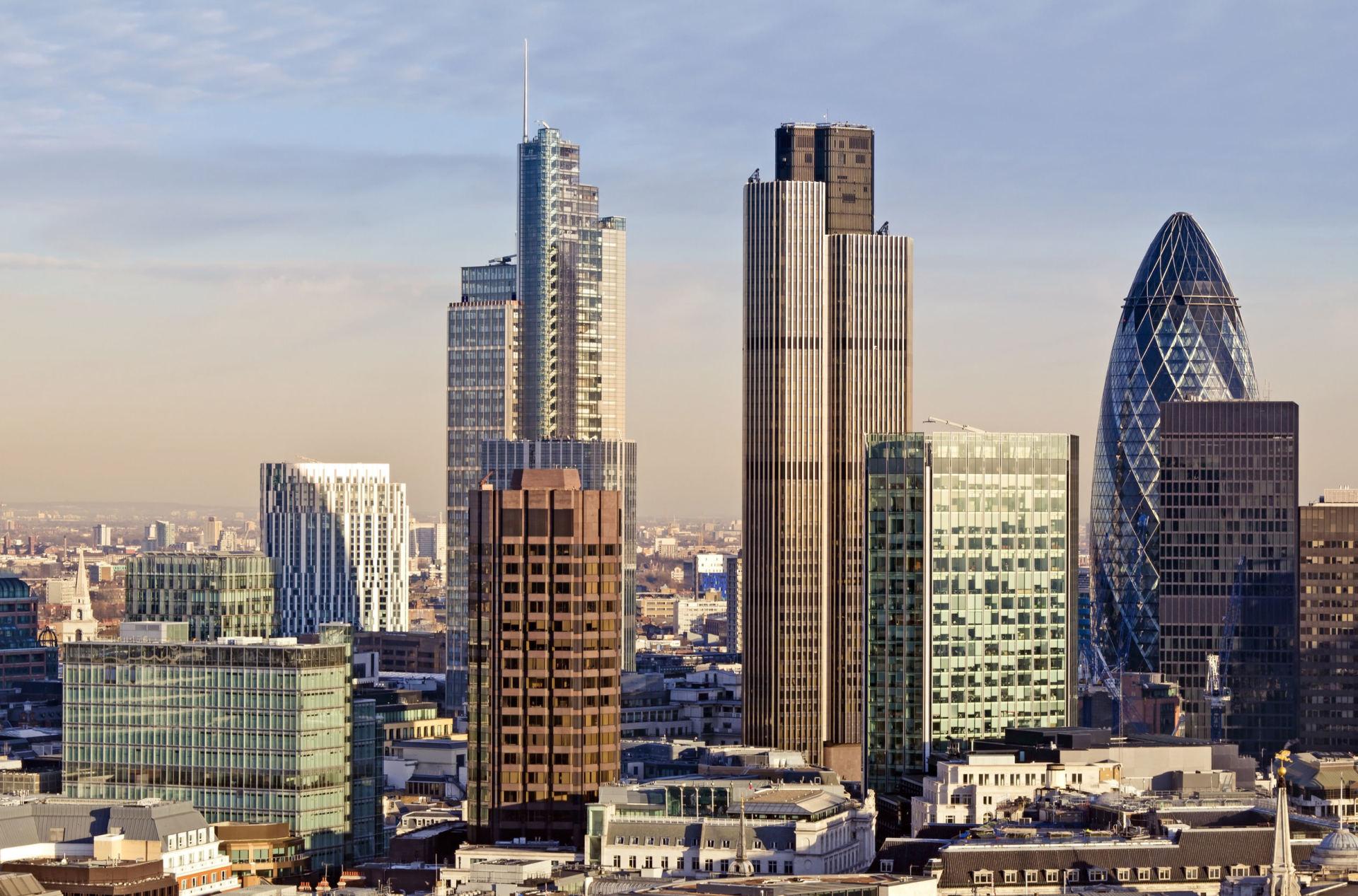 londono uždara prekybos sistema