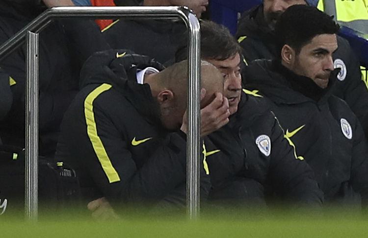 Pepas Guardiola patyrė skaudų pralaimėjimą