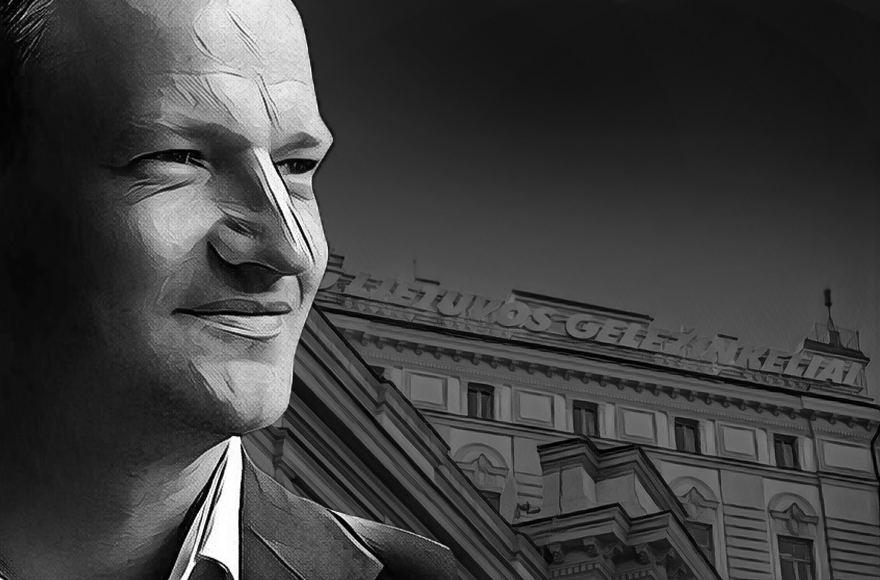 """Ričardo Čepo verslas iš """"Lietuvos geležinkelių"""" uždirbo jam esant bendrovės valdyboje"""