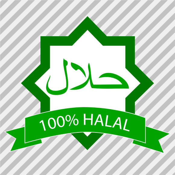 123rf.com nuotr./Halal ženklas