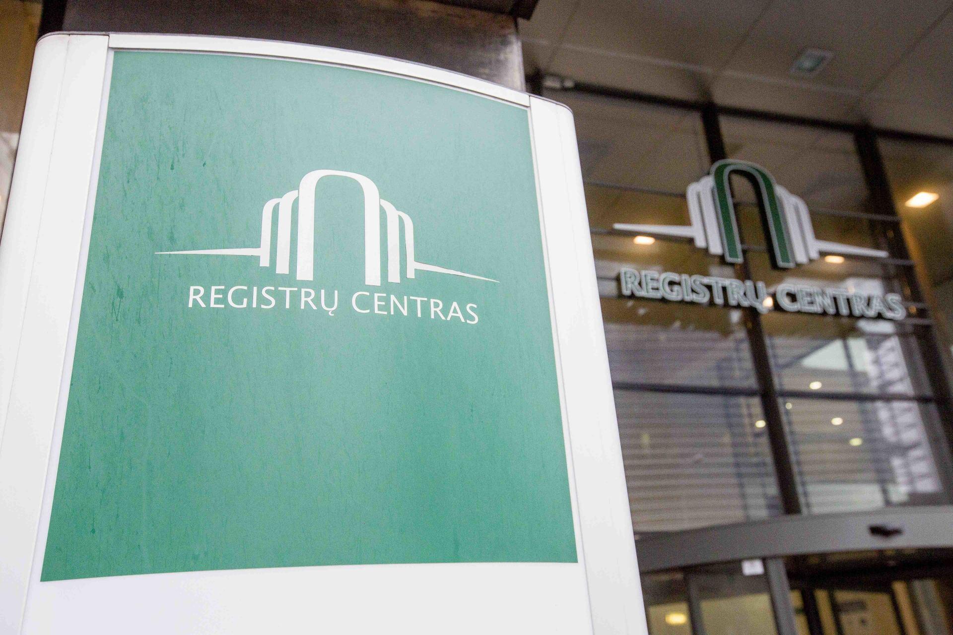 centrinė prekybos registrų sistema)