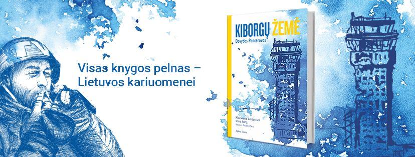 """Dovydo Pancerovo knyga """"Kiborgų žemė"""""""
