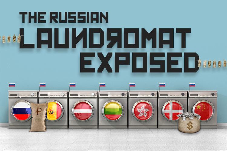 """OCCRP nuotr./Tyrimas """"Laundromat"""" apėmė daugiau nei 30 valstybių"""