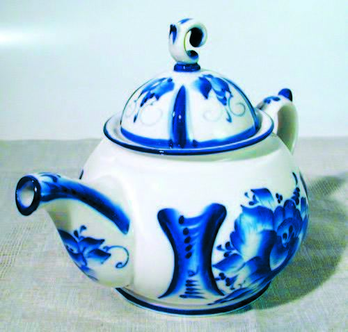 Skonis.lt archyvo nuotr. /Populiarus baltai mėlynas porceliano dekoras