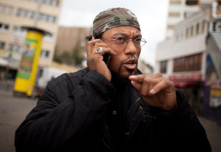 """Prie """"Islamo valstybės"""" prisijungęs Vokietijos reperis Denisas Cuspertas, žinomas kaip """"Deso Doggas"""""""