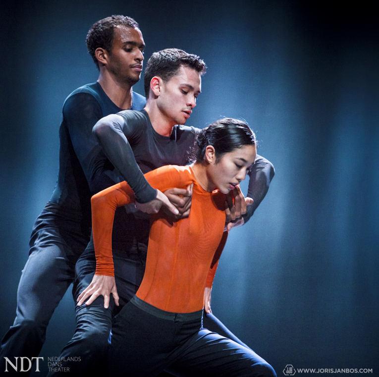 """Joriso Jano Boso nuotr./""""Nyderlandų šokio teatro 2"""" spektaklis """"Abipusis komfortas"""""""