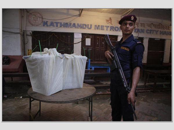 Rinkimai Nepale