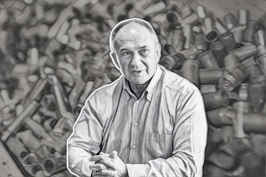 FNTT pareigūnų surinkti dokumentai rodo Vladimiro Stefanovo ryšius su ginklų prekybos verslu