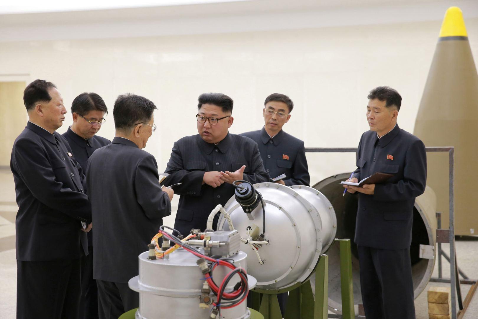 Šiaurės Korėjos ir Pietų Korėjos santykiai