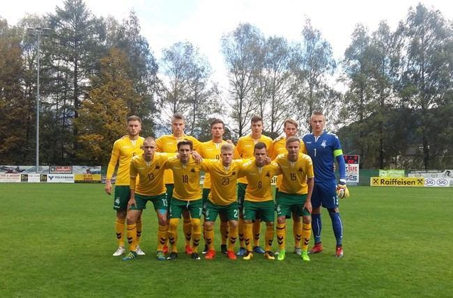 Lietuvos 19-mečių futbolo rinktinė