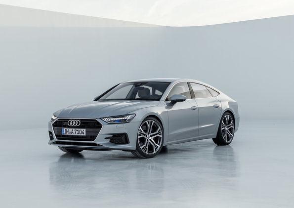 """Audi A7 Sportback"" modelis."