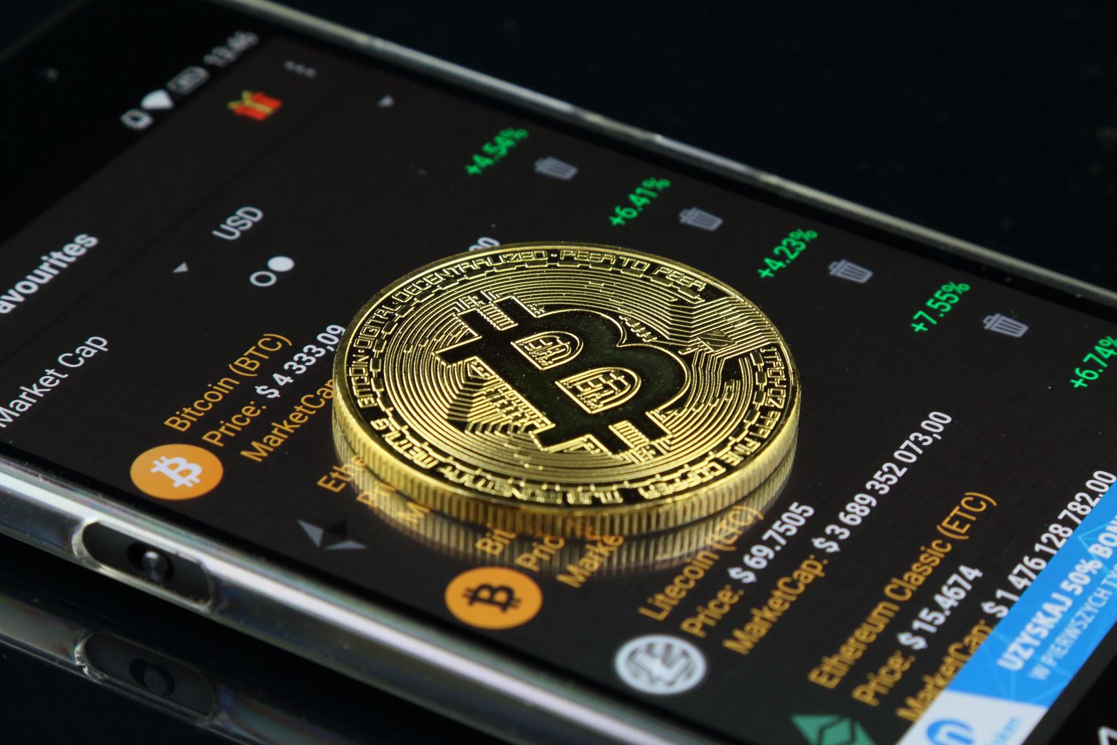 crypto valiutos kainos