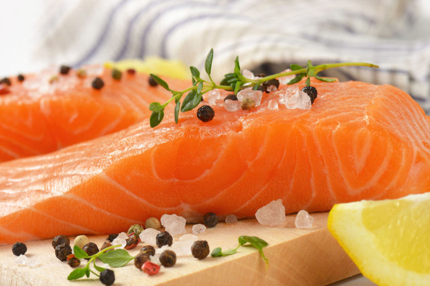 geriausia žuvis širdies sveikatai)