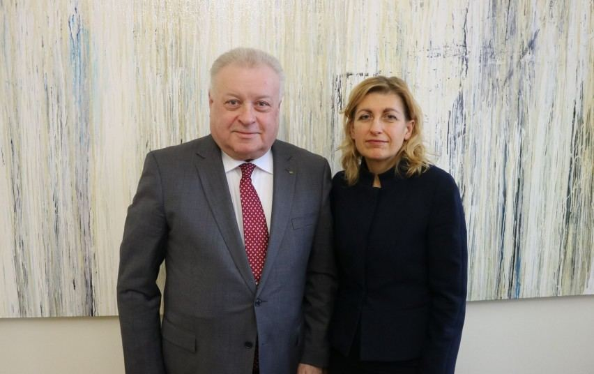 L.Ruokytė-Jonsson Rusijos ambasadoriui dėl karių kapų patarė ieškoti sutarimo su savivaldybėmis