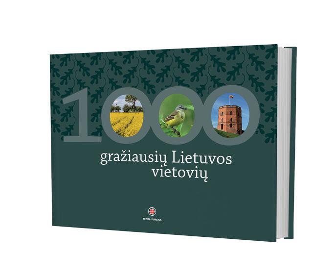 """""""1000 gražiausių Lietuvos vietovių"""""""