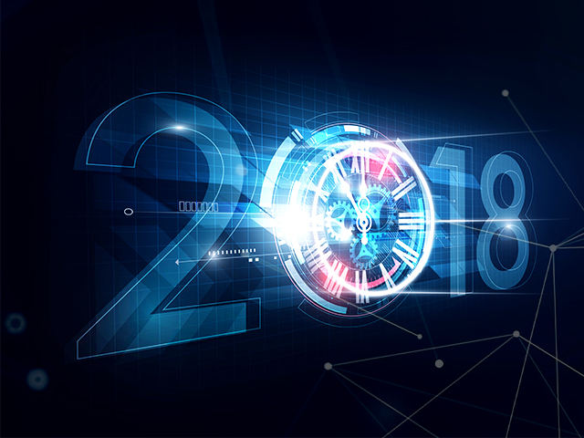 Technologijų prognozės 2018 metams