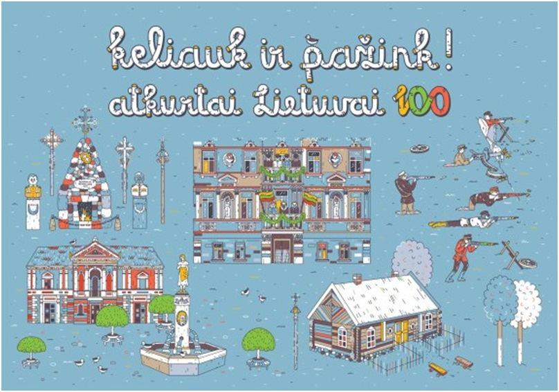 """Projektas """"Turizmo dieną švęsk keliaudamas šimtmečio maršrutu"""" siūlo pažinti Lietuvą"""