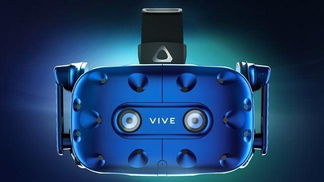 """""""HTC Vive Pro"""" virtualiosios realybės akiniai"""