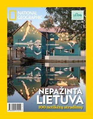 """Specialus """"National Geographic"""" numeris"""