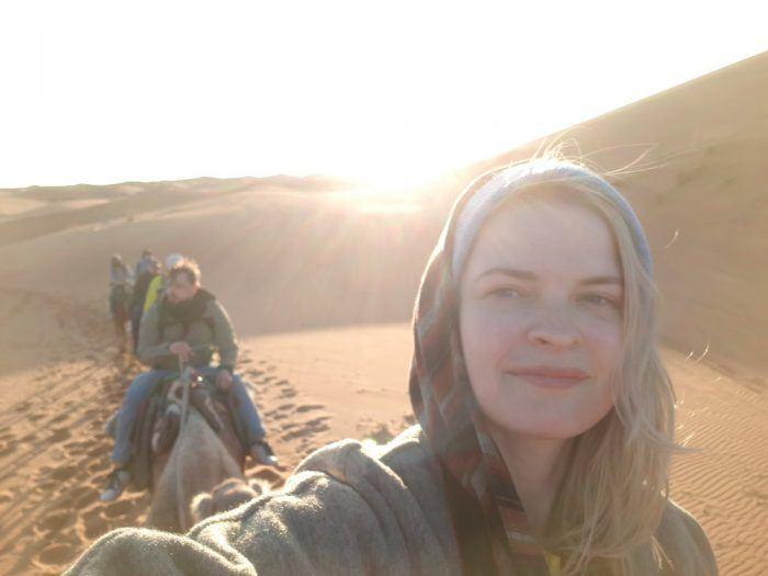 Kelionė per Sacharą