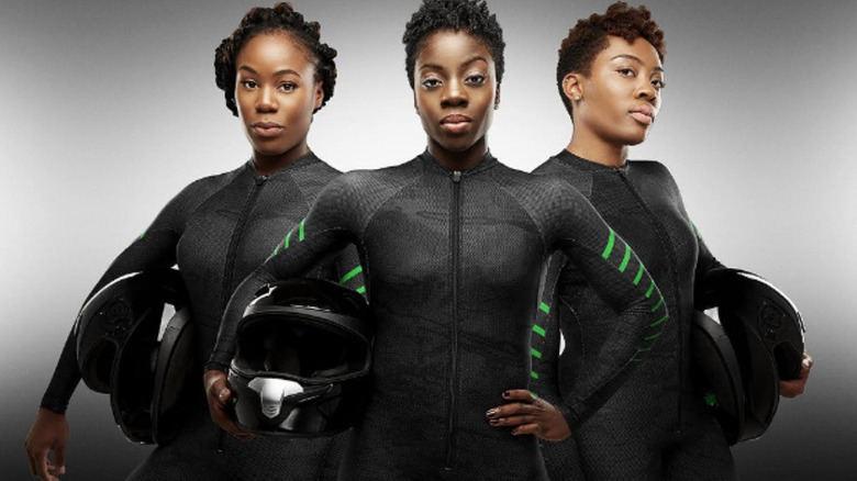 Nigerijos bobslėjaus komanda